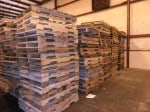 Pallets - Wood - Sorted