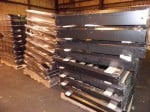 Steel - Parts - Skidded